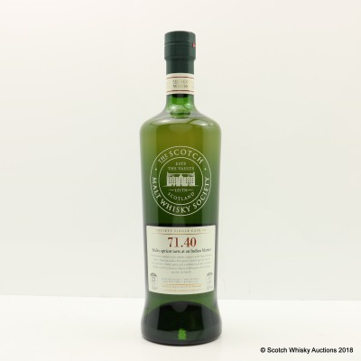 SMWS 71.40 Glenburgie 1989 23 Year Old