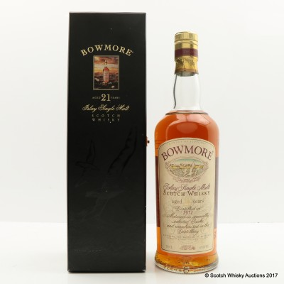 Bowmore 1971 21 Year Old