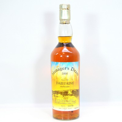 Manager's Dram Dailuaine 17 Year Old