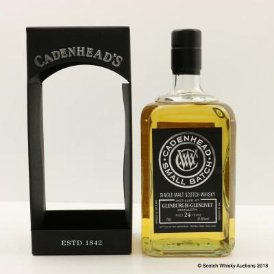 Glenburgie 1992 24 Year Old Cadenhead's