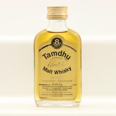 Tamdhu-Glenlivet 8 Year Old Gordon & MacPhail Mini