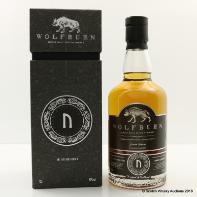 Wolfburn The Kylver Series 2nd Release