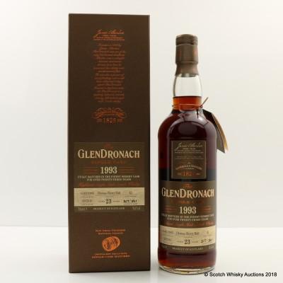 GlenDronach 1993 23 Year Old Single Cask #42