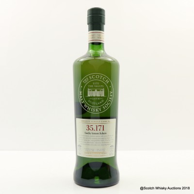SMWS 35.171 Glen Moray 1991 24 Year Old