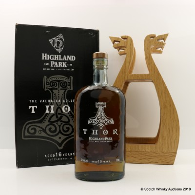 Highland Park 16 Year Old Thor 75cl