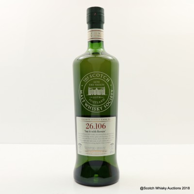 SMWS 26.106 Clynelish 1984 29 Year Old