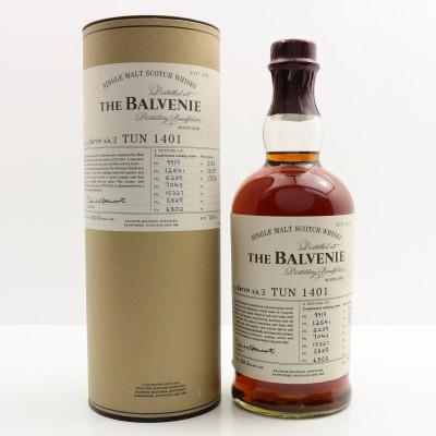 Balvenie Tun 1401 Batch #3 75cl