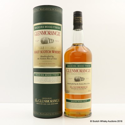 Glenmorangie Madeira Wood Finish 1L