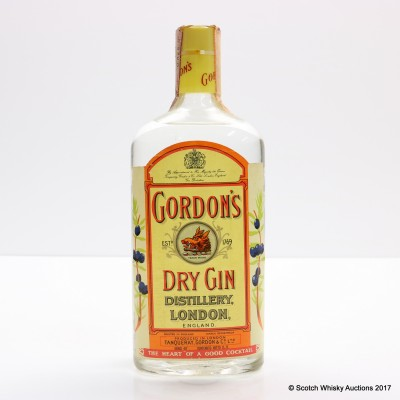 Gordon's Dry Gin 75cl