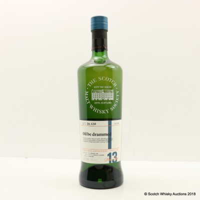 SMWS 26.120 Clynelish 2004 13 Year Old
