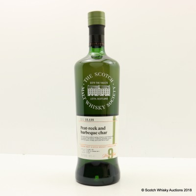 SMWS 33.135 Ardbeg 2007 9 Year Old