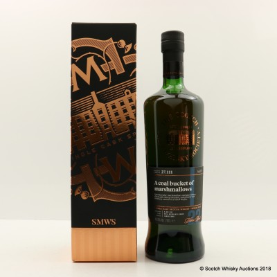 SMWS 27.111 Springbank 1995 22 Year Old