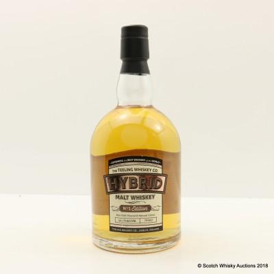 Teeling Hybrid Malt Whisky No.1 Edition