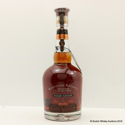 Woodford Reserve Master's Collection Four Grain 75cl
