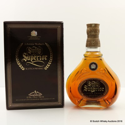 Johnnie Walker Swing Superior 75cl