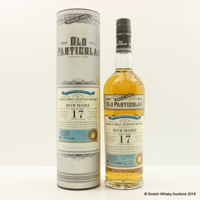 Bowmore 1998 17 Year Old Old Particular