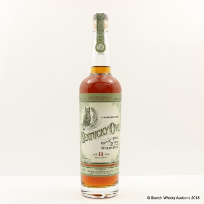 Kentucky Owl 11 Year Old 75cl