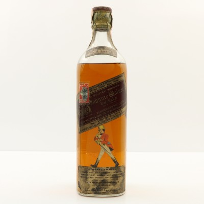 Johnnie Walker Red Label 4/5th Quart