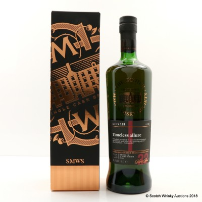 SMWS 9.135 Glen Grant 1984 32 Year Old