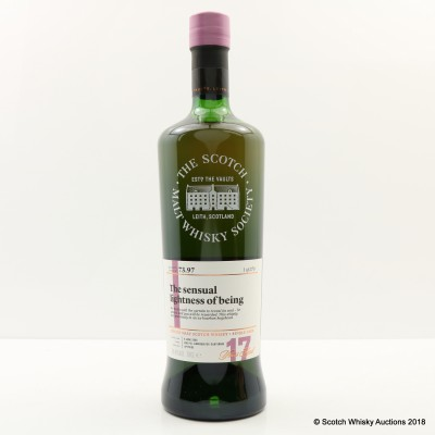 SMWS 73.97 Aultmore 2000 17 Year Old
