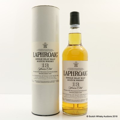 Laphroaig Feis Ile 2005 13 Year Old