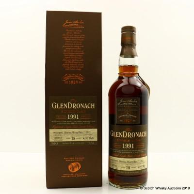 GlenDronach 1991 18 Year Old Single Cask #2512