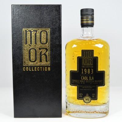 Caol Ila 1983 27 Year Old Btl No 387 / 400 Moor Collection