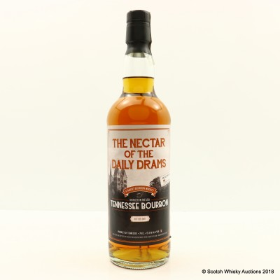 Tennessee Bourbon Joint Bottling By Nectar Of The Daily Drams & The Whisky Agency