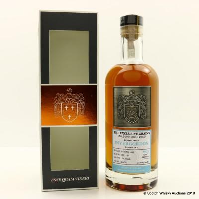 Invergordon 1993 24 Year Old Creative Whisky Co