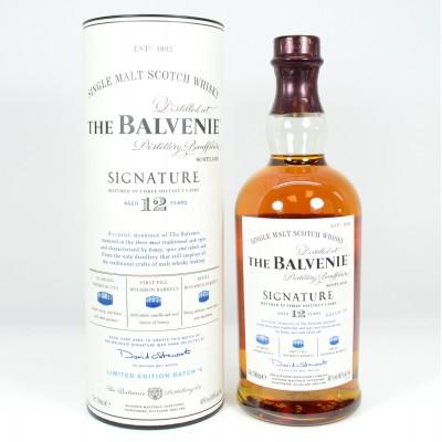 Balvenie Signature 12 Year Old Batch #5