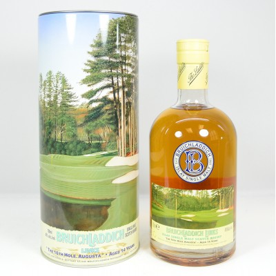 "Bruichladdich Links ""The 16th Hole Augusta"" 14 Year Old"