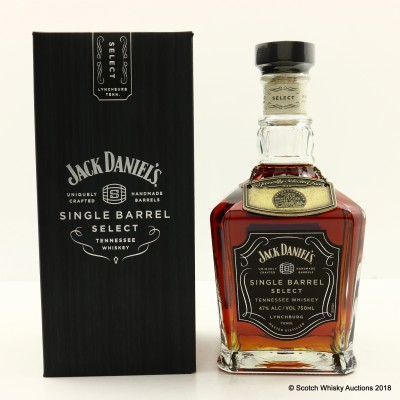 Jack Daniel's Single Barrel For Sturgis 76th Motorcycle Rally 75cl