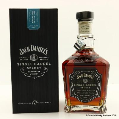 Jack Daniel's Single Barrel For Ducks Unlimited 75cl