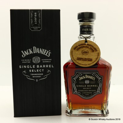 Jack Daniel's Single Barrel Spirit of Munro Indian 50 Yrs 75cl