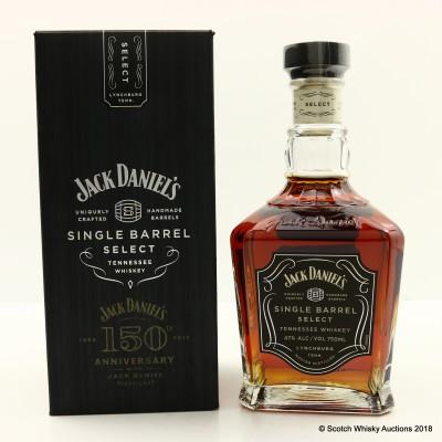 Jack Daniel's Single Barrel 150th Anniversary 75cl