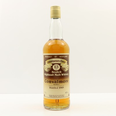 Convalmore 1969 13 Year Old Connoisseurs Choice 75cl