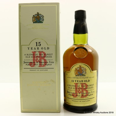 J&B 15 Year Old Reserve 75cl