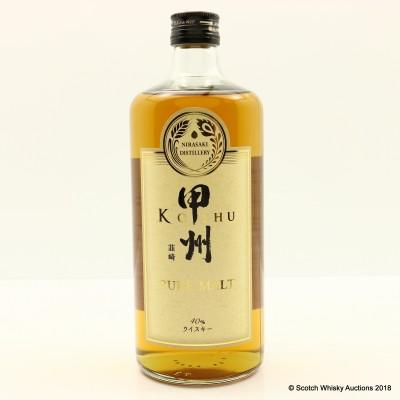 Koshu Pure Malt