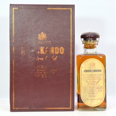 Knockando Extra Old 1979 Personal Bottle