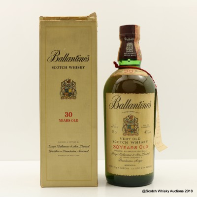 Ballantine's 1981 30 Year Old 75cl