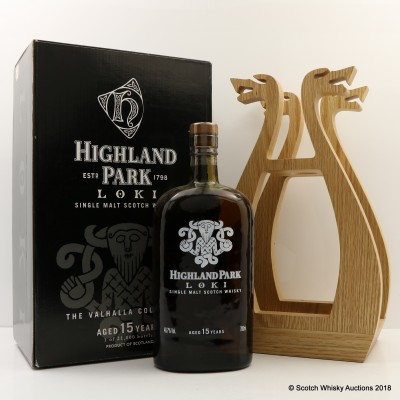Highland Park 15 Year Old Loki
