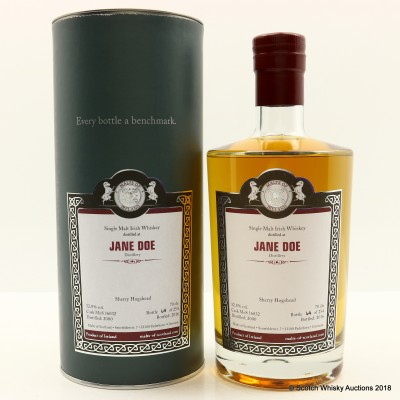Jane Doe 2000 Malts of Ireland
