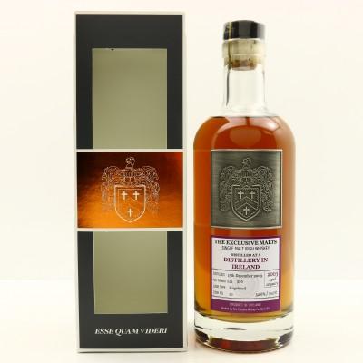 Irish Single Malt 2003 12 Year Old Creative Whisky Co