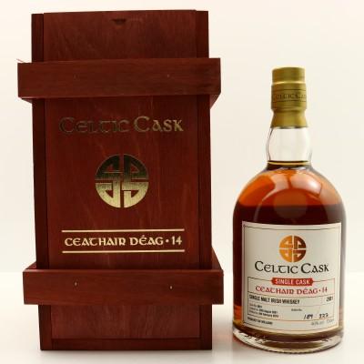 Ceathair Deag 2001 14 Year Old Celtic Cask
