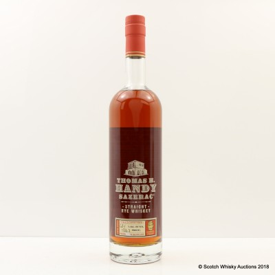 Thomas H Handy Sazerac 2016 Release 75cl