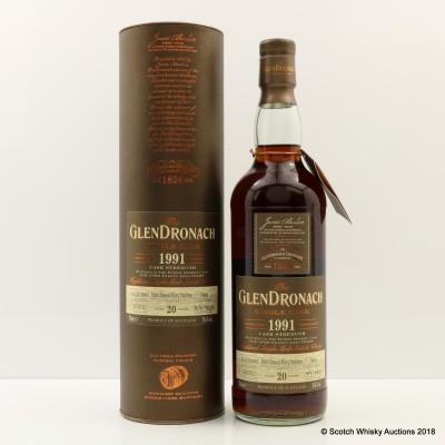 GlenDronach 1991 20 Year Old Single Cask #5404