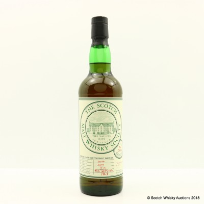 SMWS 76.36 Mortlach 1990 13 Year Old