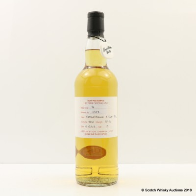 Springbank 2003 13 Year Old Duty Paid Sample