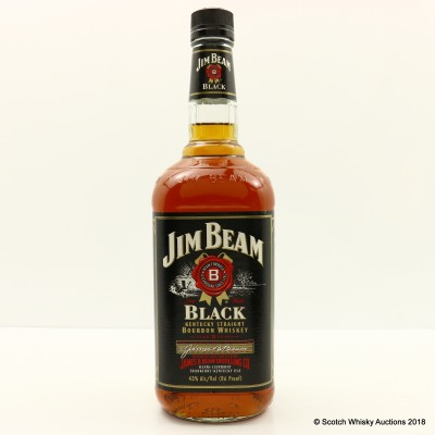 Jim Beam Black 8 Year Old 1L
