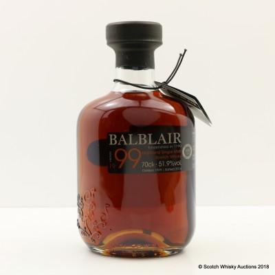 Balblair 1999 Single Cask #1712 For The Whisky Exchange